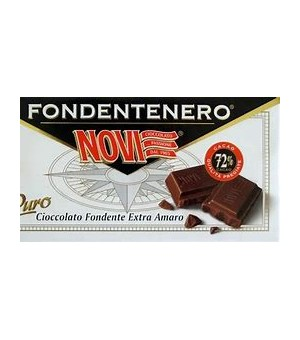 DARK CHOCOLATE 72% - Novi