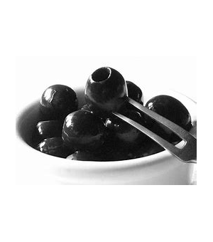 BLACK PITTED OLIVES - Masiello