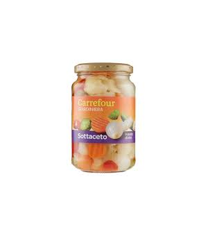 GIARDINIERA - MIX VEGGIE IN VINEGAR
