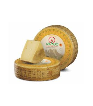 ASIAGO CHEESEN - IN VACUUM