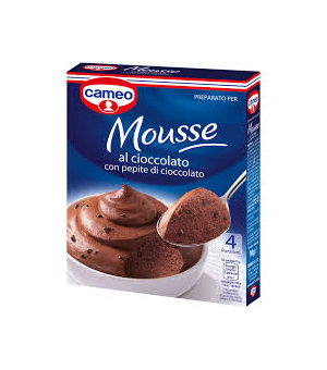 CHOCOLATE MOUSSE - Cameo