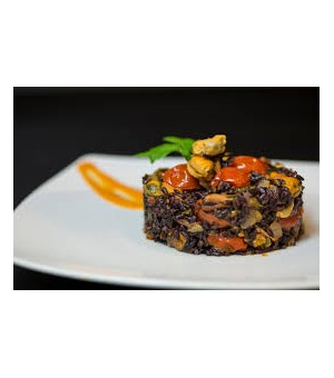 WHOLE WHEAT - VENERE BLACK RICE - Scotti
