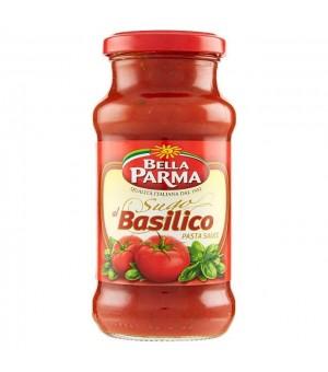 BASIL & TOMATO PASTA SAUCE - Bella Parma