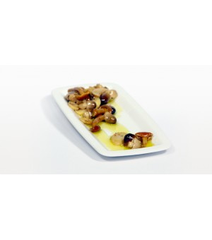 MIXED MUSHROOMS IN OIL- LOCAS