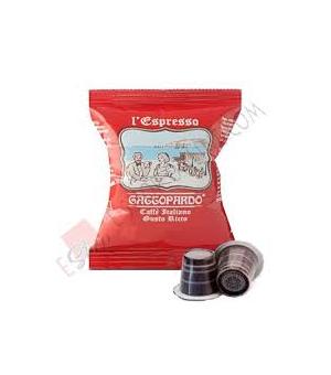 COFFEE COMPATIBLE NESPRESSO CAPS - RICCO