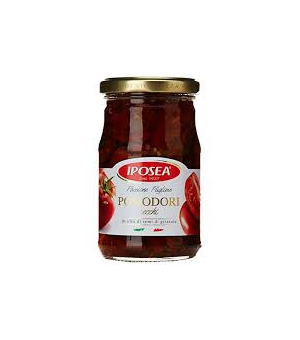 DRIED TOMATOES IN SUNFLOWER OIL - Iposea