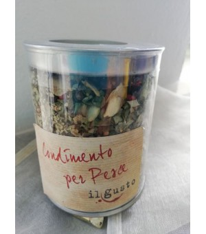 FISH SEASONING - Il Gusto