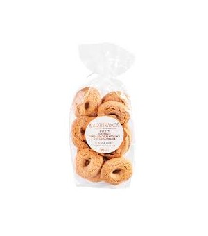 SUGAR FREE & WHOLE WEAT COOKIES - 300gr.Arte Bianca