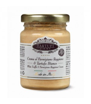 WHITE TRUFFLE AND PARMIGIANO SAUCE - JIMMY 90GR