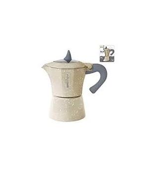MOKA-ESPRESSO COFFEE MACHINE FOR 6