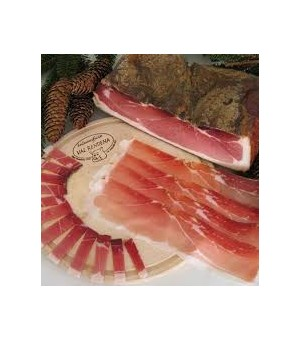 ITALIAN SPECK SLICED  IN VACUUM 80gr