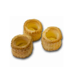 VOL AU VENT 38mm - 9 pieces