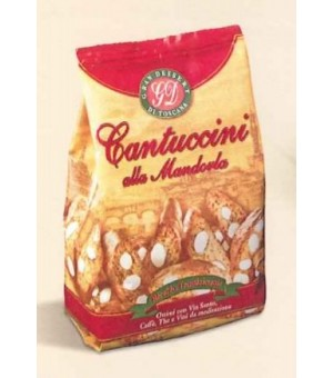 CANTUCCINI COOKIES WITH ALMONDS