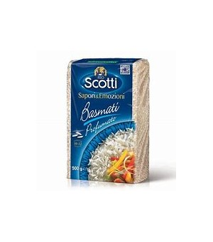 BASMATI RICE - Scotti