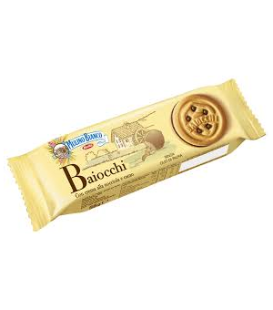 COOKIES WITH CHOCOLATE - BAIOCCHI