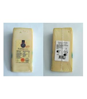 FONTINA CHEESE - IN VACUUM