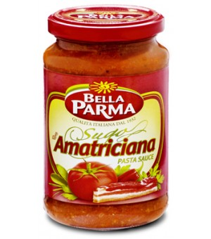AMATRICIANA PASTA SAUCE - Bella Parma