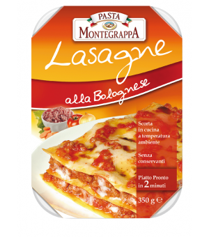 BOLOGNESE LASAGNA - READY IN 2 MINUTE