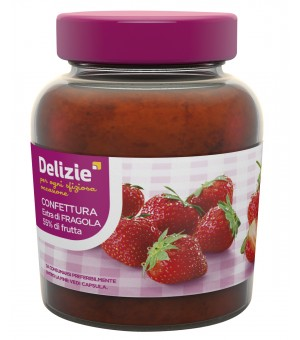 STRAWBERRY JAM - Vege'